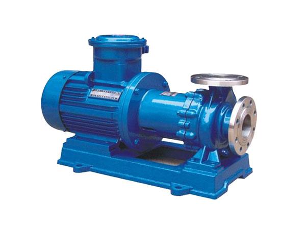 CQB磁力驅動離心泵