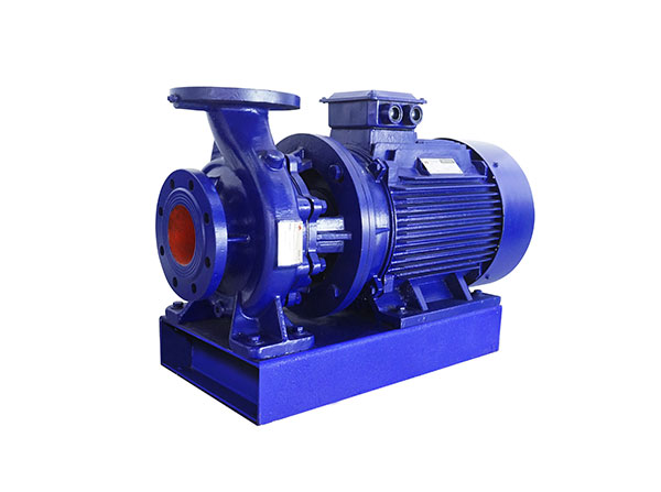 ISW立式管道離心泵